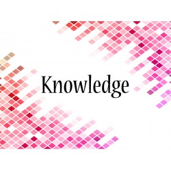 Knowledge related books at Bookfragrance.com
