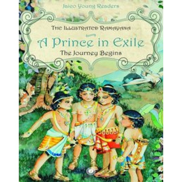 A Prince in Exile-The Journey Begins