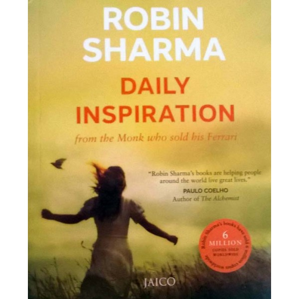 Daily Inspiration - Robin Sharma